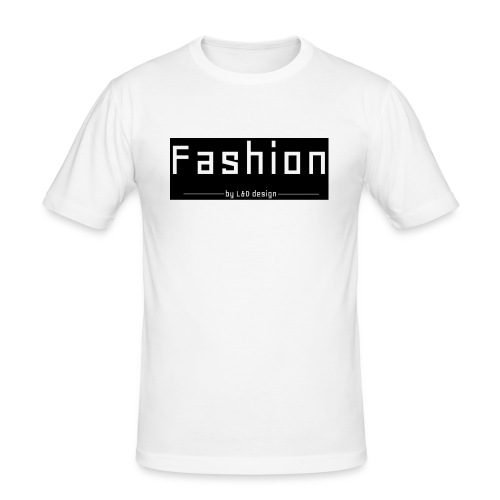 fashion kombo - Mannen slim fit T-shirt