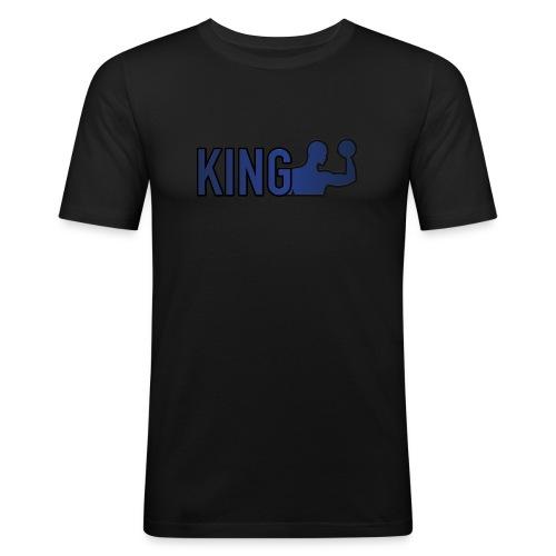 king bunt png - Männer Slim Fit T-Shirt