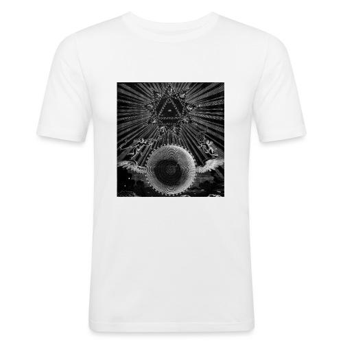 T-Shirt ALCHIMIA - Maglietta aderente da uomo
