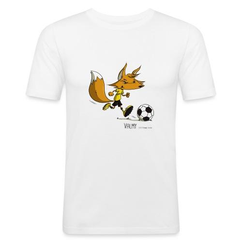 Valmy mascotte - T-shirt près du corps Homme