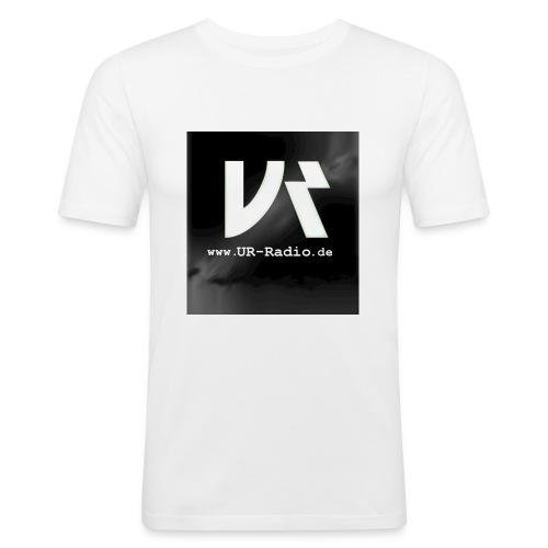 logo spreadshirt - Männer Slim Fit T-Shirt