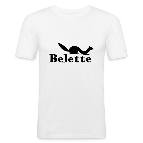 T-shirt Belette simple - T-shirt près du corps Homme