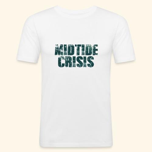 midtidecrisis#2 - Männer Slim Fit T-Shirt