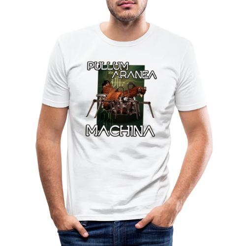 Pullum Aranea Machina - Mannen slim fit T-shirt