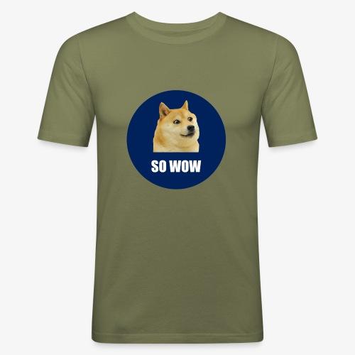 SOWOW - Men's Slim Fit T-Shirt