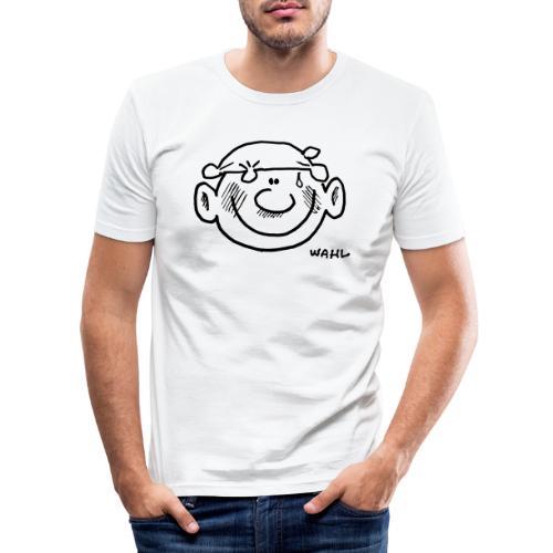 Sommarsnubbe - Slim Fit T-shirt herr