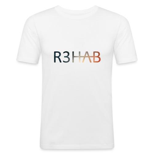 R3hab Stars - Slim Fit T-skjorte for menn