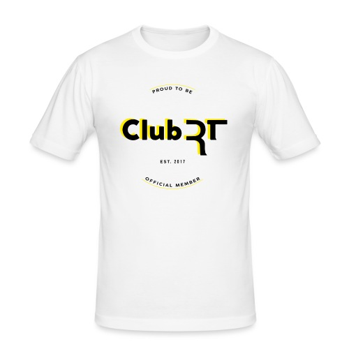 T-shirt Club Rt, A.A. 2017 - Maglietta aderente da uomo