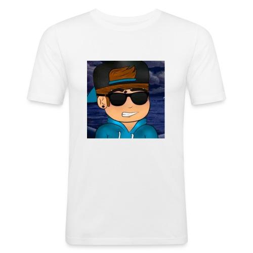 GameDeur Merch - Mannen slim fit T-shirt