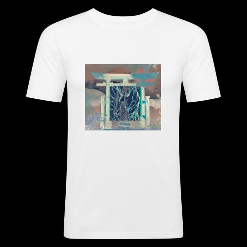 Skull and Bones - T-shirt près du corps Homme