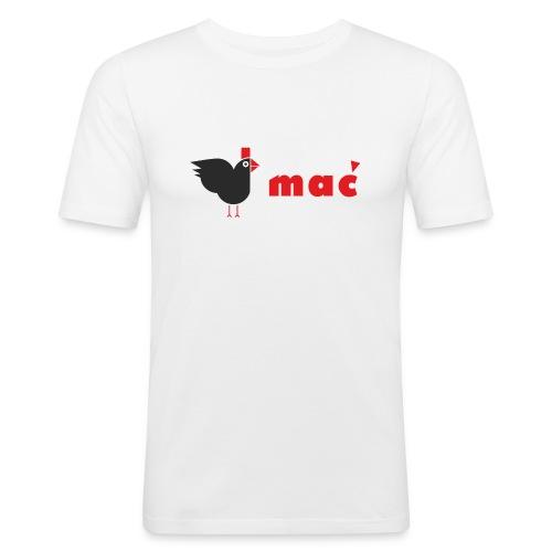 Kura-mać - Obcisła koszulka męska