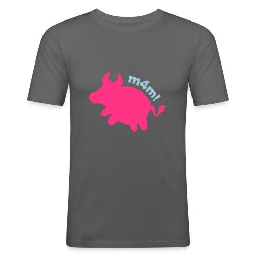 Mad4Milk - Men's Slim Fit T-Shirt