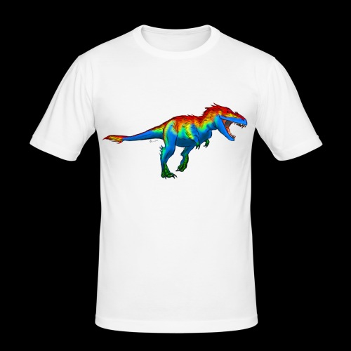 T-Rex - Men's Slim Fit T-Shirt