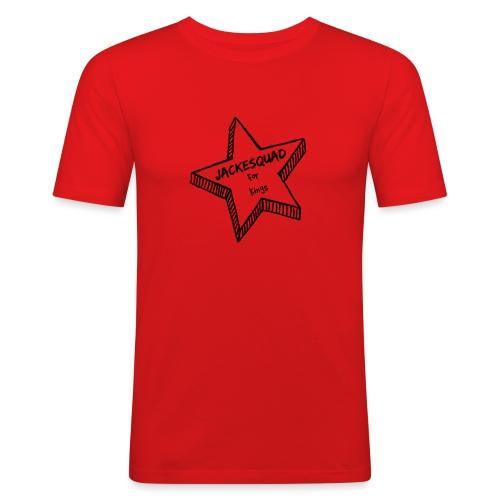 JACKESQUAD - Slim Fit T-shirt herr