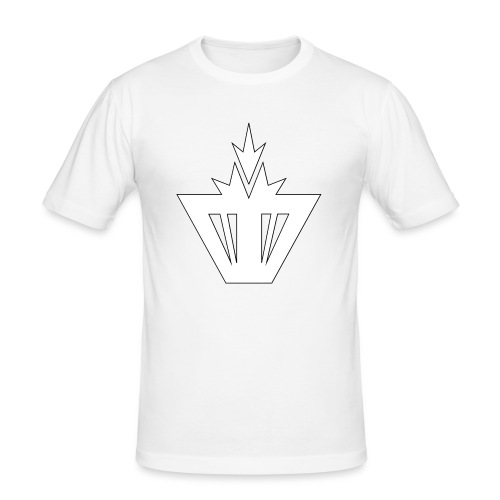 Moio Squad Design 4 - Männer Slim Fit T-Shirt