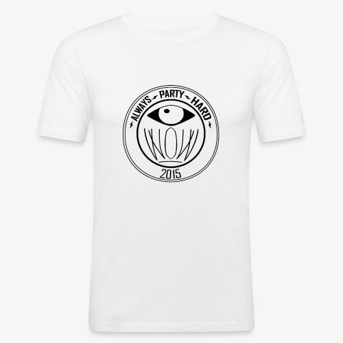 Tazza WOW - Maglietta aderente da uomo