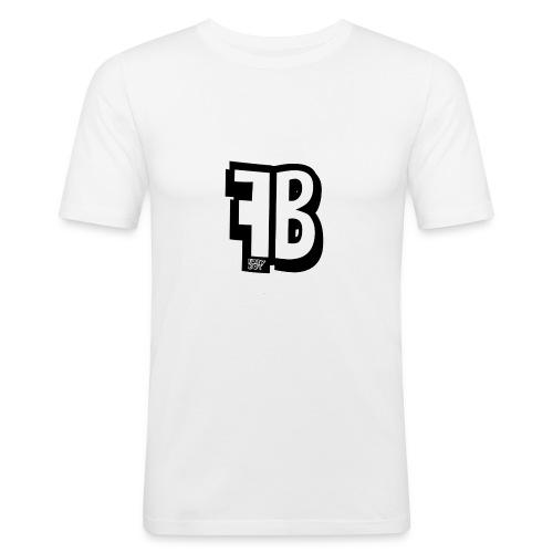 MANNEN BASKETBAL SHIRT - slim fit T-shirt