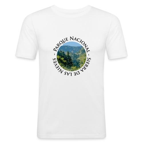 Parque Nacional Sierra de las Nieves - Camiseta ajustada hombre