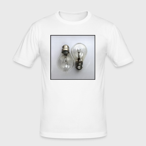 RASH Refuse - Men's Slim Fit T-Shirt