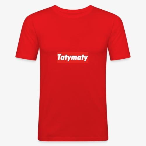 TatyMaty Clothing - Men's Slim Fit T-Shirt