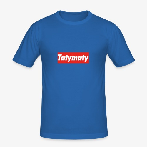 TatyMaty Clothing - Men's Slim Fit T-Shirt