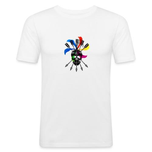Blaky corporation - Camiseta ajustada hombre