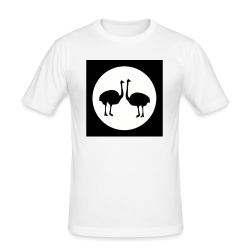 Strauß - Männer Slim Fit T-Shirt