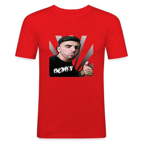 Enomis t-shirt project - Men's Slim Fit T-Shirt