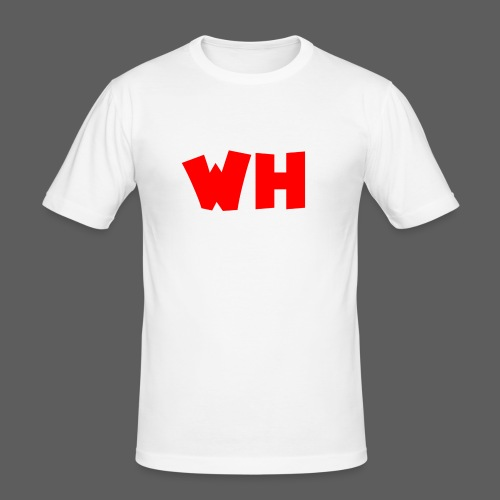 WH - slim fit T-shirt