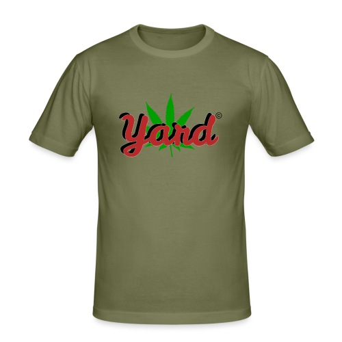 yard 420 - Mannen slim fit T-shirt