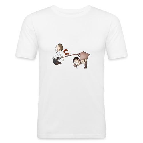 spear - T-shirt près du corps Homme