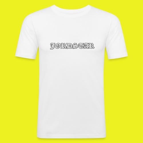 JSTAR1 png - Men's Slim Fit T-Shirt