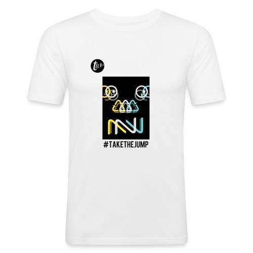 Compulsive - Men's Slim Fit T-Shirt