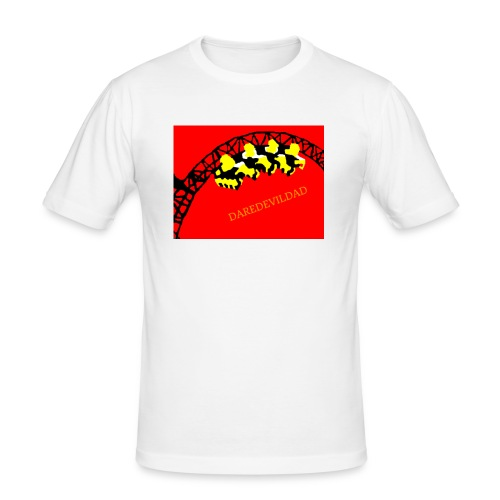 DareDevilDad - Men's Slim Fit T-Shirt