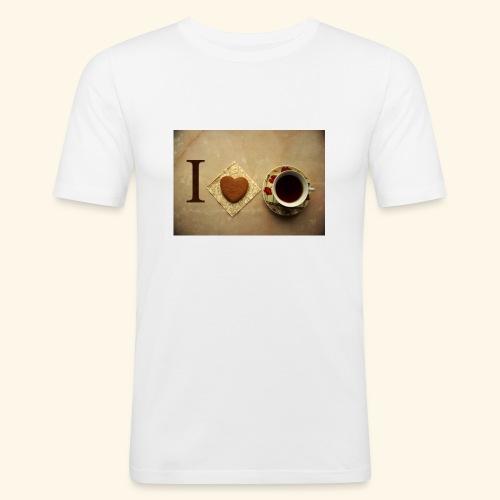 Tea - Camiseta ajustada hombre