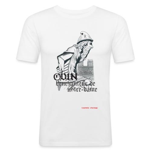 ODIN l'enchanteur de NOTRE DAME - T-shirt près du corps Homme