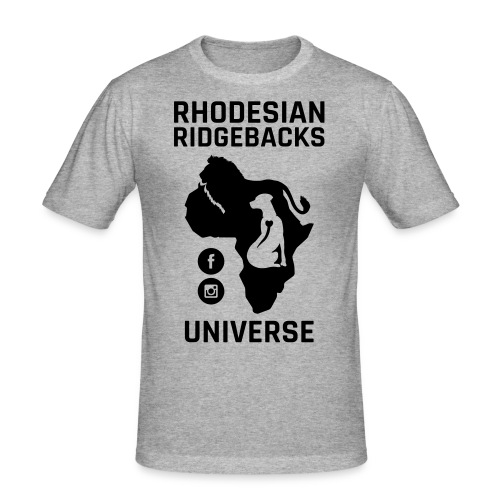 RRU - Slim Fit T-shirt herr