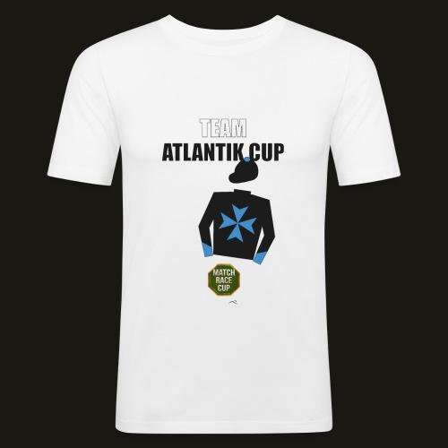 Team Atlantik Cup - Männer Slim Fit T-Shirt