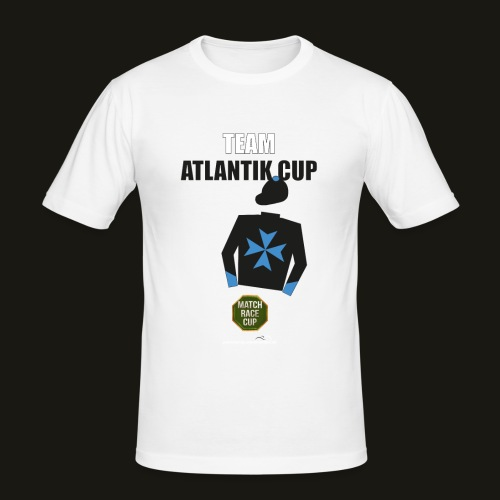 Team Atlantik Cup - Männer Slim Fit T-Shirt