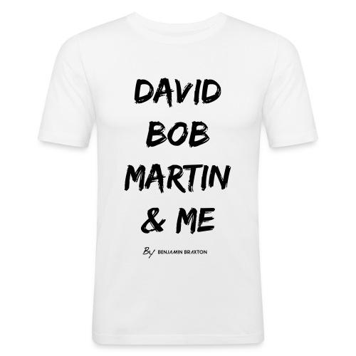 all dj basic - T-shirt près du corps Homme