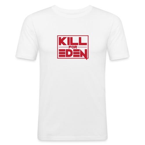 Women's Shoulder-Free Tank Top - Men's Slim Fit T-Shirt