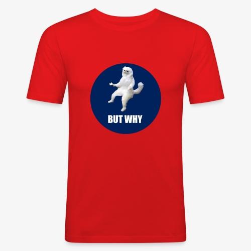 BUTWHY - Men's Slim Fit T-Shirt