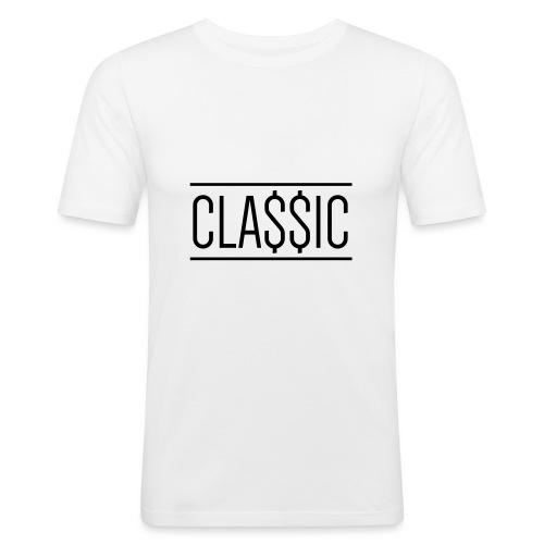 Cla$$ic - Männer Slim Fit T-Shirt