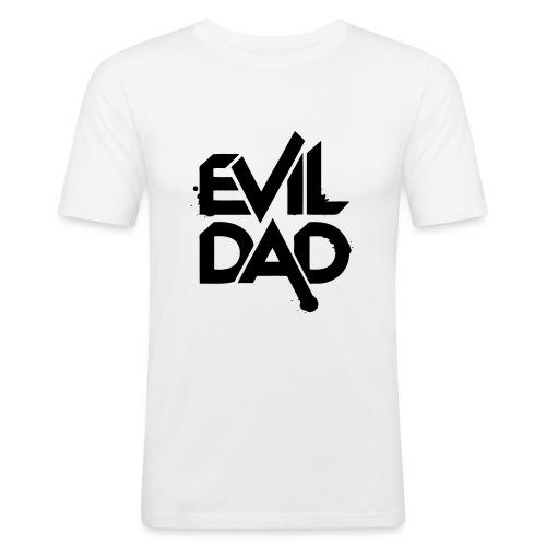 Evildad - Mannen slim fit T-shirt