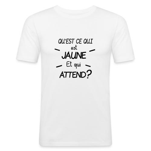 Edition Limitée Jonathan - T-shirt près du corps Homme