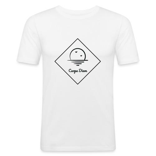 Carpe Diem - Mannen slim fit T-shirt