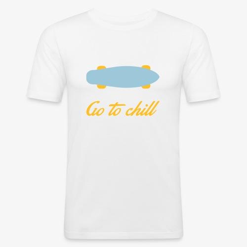 chill - T-shirt près du corps Homme