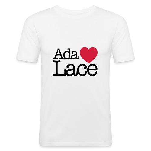 Ada Lovelace - Men's Slim Fit T-Shirt
