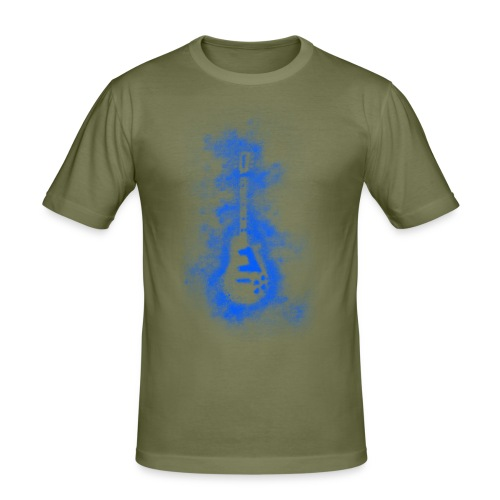 Blue Muse - Men's Slim Fit T-Shirt