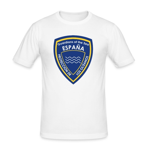 GuardiansES básico - Camiseta ajustada hombre